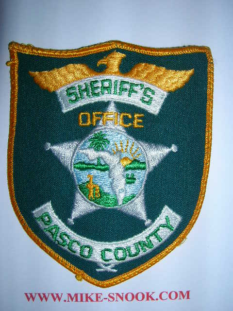 Mike Snook's Police Patch Collection - State of Florida