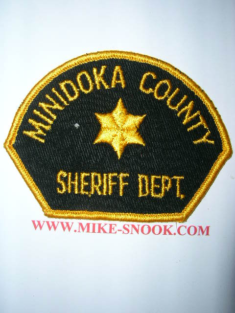 Mike Snook S Police Patch Collection State Of Idaho