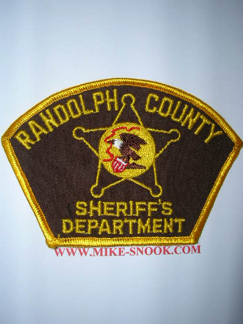 Mike Snook's Police Patch Collection - State of Illinois