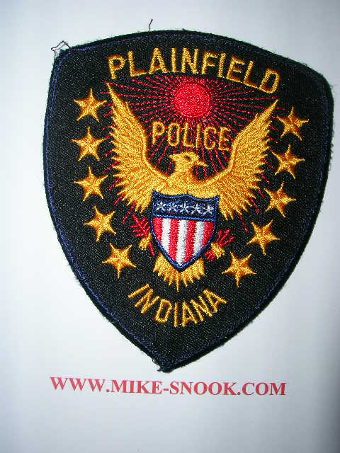 Town of newburgh police department patch