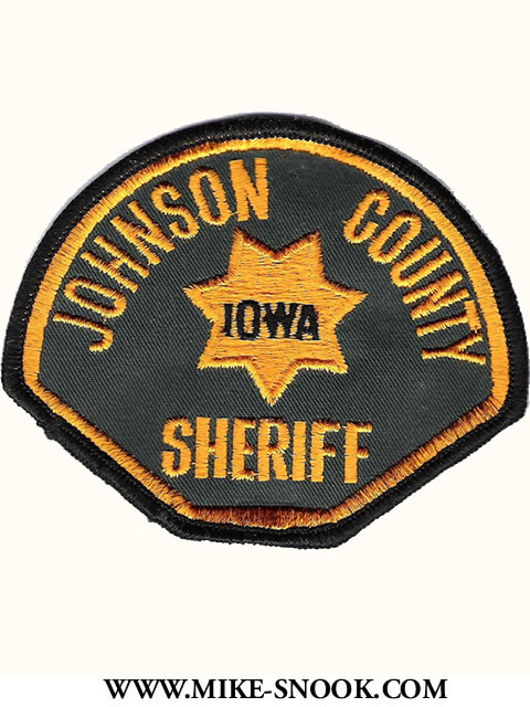 DICKINSON COUNTY IOWA JAIL ROSTER