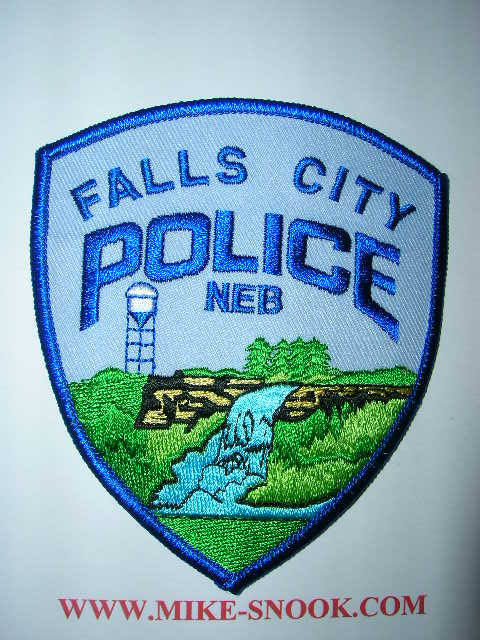 Mike Snook S Police Patch Collection State Of Nebraska
