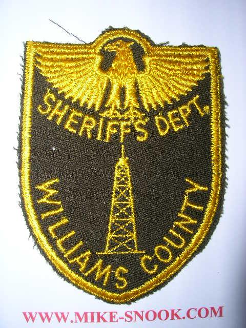 Danville police ohio patch