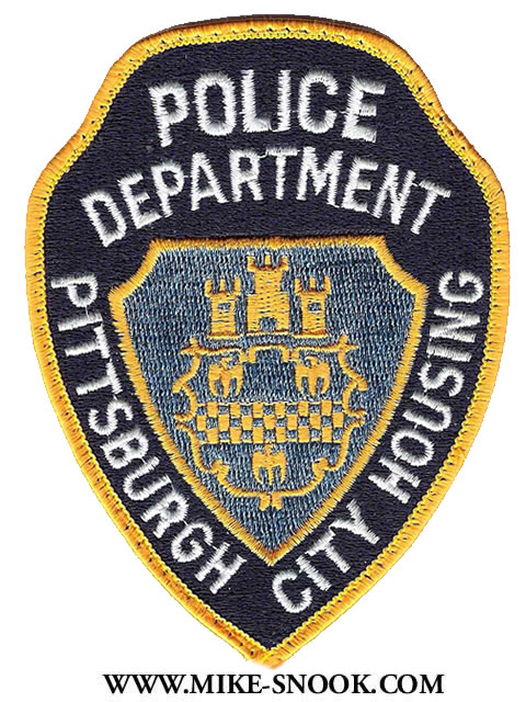 Defunct Department Stores: Mike Snook's Police Patch Collection