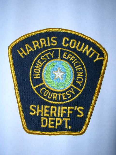 harris county police report