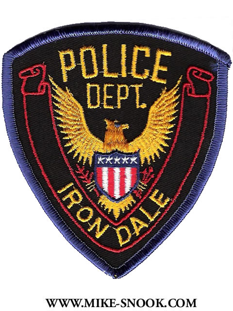 Dothan Police Department >> Mike Snook's Police Patch Collection - State of Alabama