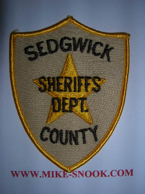 Mike Snook's Police Patch Collection - Colorado - Sedgwick ...