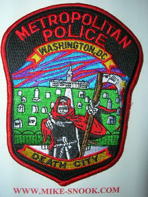 Mike Snook S Police Patch Collection Metafilter