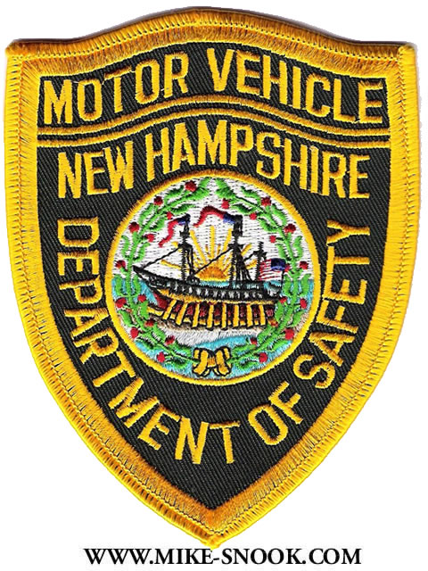 State Of Nh Motor Vehicle Department