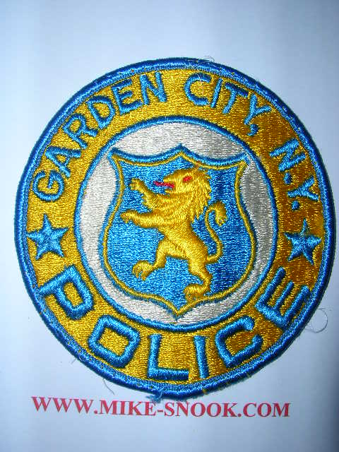 Mike Snook 39 S Police Patch Collection State Of New York