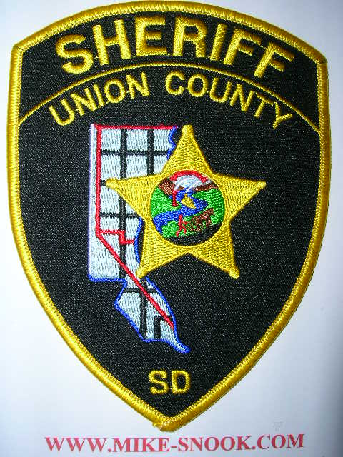 Mike Snook's Police Patch Collection - State of South Dakota